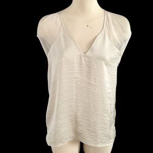 Helmut Lang Pale Blue Top/P